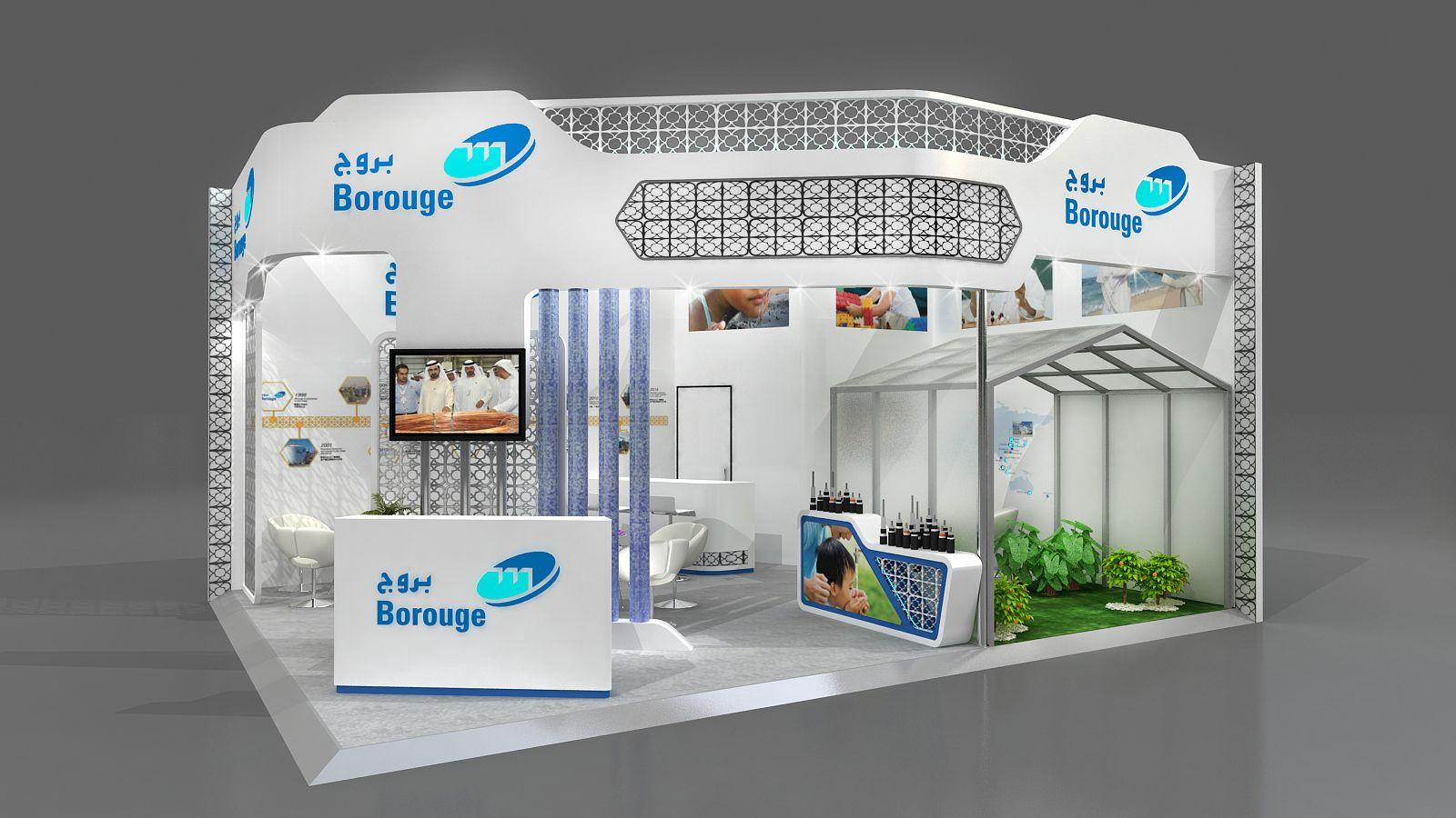 School Exhibition Stall Design : Borouge exhibition stands pinterest exhibit design