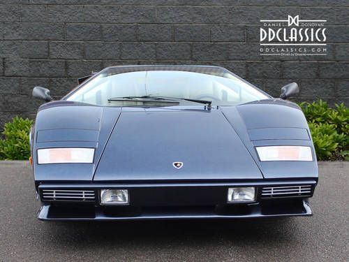 Cool Lamborghini Lamborghini Countach S Coupe LHD For Sale - Cool cars 5000