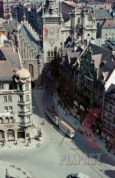 Pin Auf Marienplatz