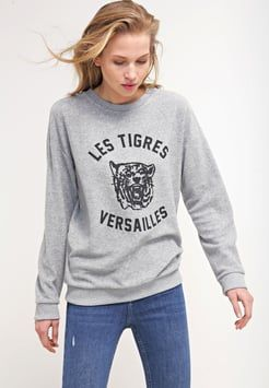 Topshop - Sweater - lightgrey
