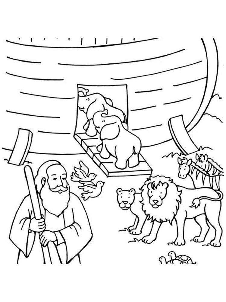 Free Noah Ark Animals