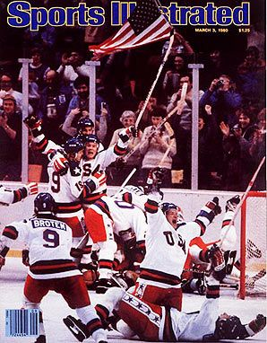 The 1980 Winter Olympics Miracle On Ice This Is My Favorite Movie I Ve Ever Watched This Is One Of The Moments Olympic Hockey Sports Illustrated Hockey Teams