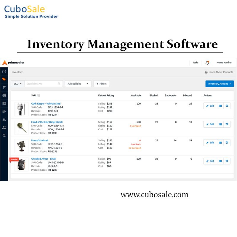 Inventory Management Software In 2020 Inventory Management Software Inventory Management Management