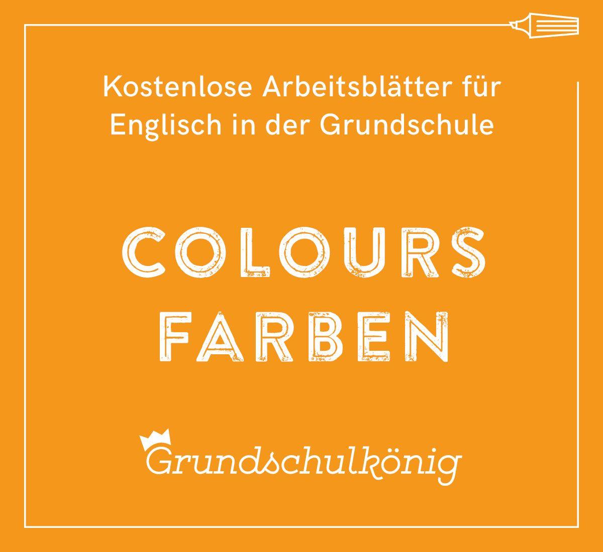 11 kostenlose arbeitsbl tter zu den farben auf englisch an der grundschule english colours. Black Bedroom Furniture Sets. Home Design Ideas