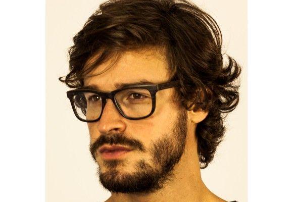 ac8da44161b9b Óculos de Grau de Madeira Woodz Carter - Óculos