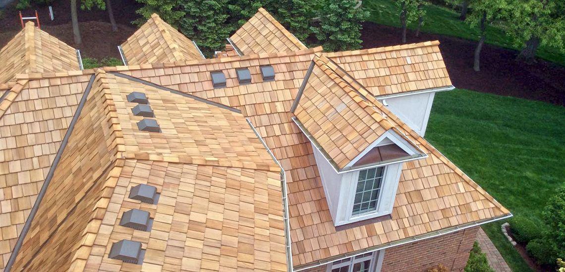 Cedar Shake Roof Maintenance Repair Cedar shakes and Cedar roof