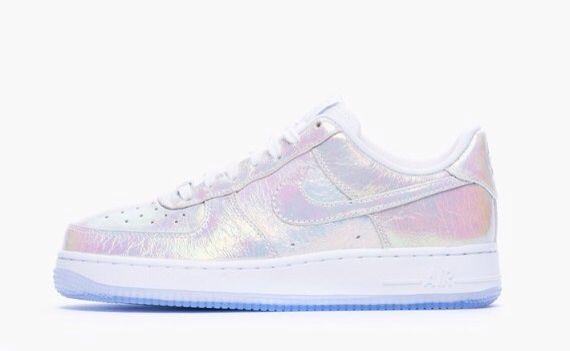 shiny nike air force 1 | Nike women