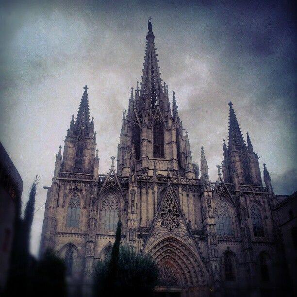 Catedral de #Barcelona #Gotic by @Jesús Medina