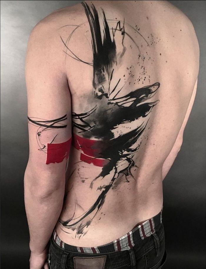 ▷ 1001 + Ideen für ein Kreuz Tattoo + Infos über die populärsten Designs