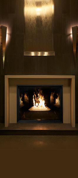 Town and Country Fireplaces A fireplace to fit the greatest of rooms