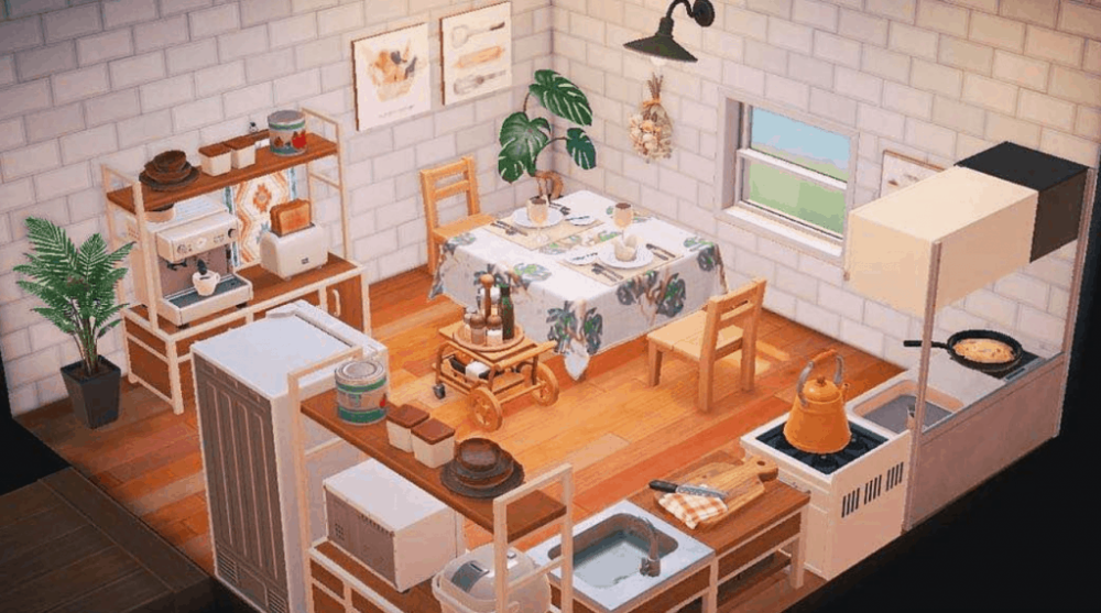 Pin on ACNH on Animal Crossing Room Ideas New Horizons  id=85808
