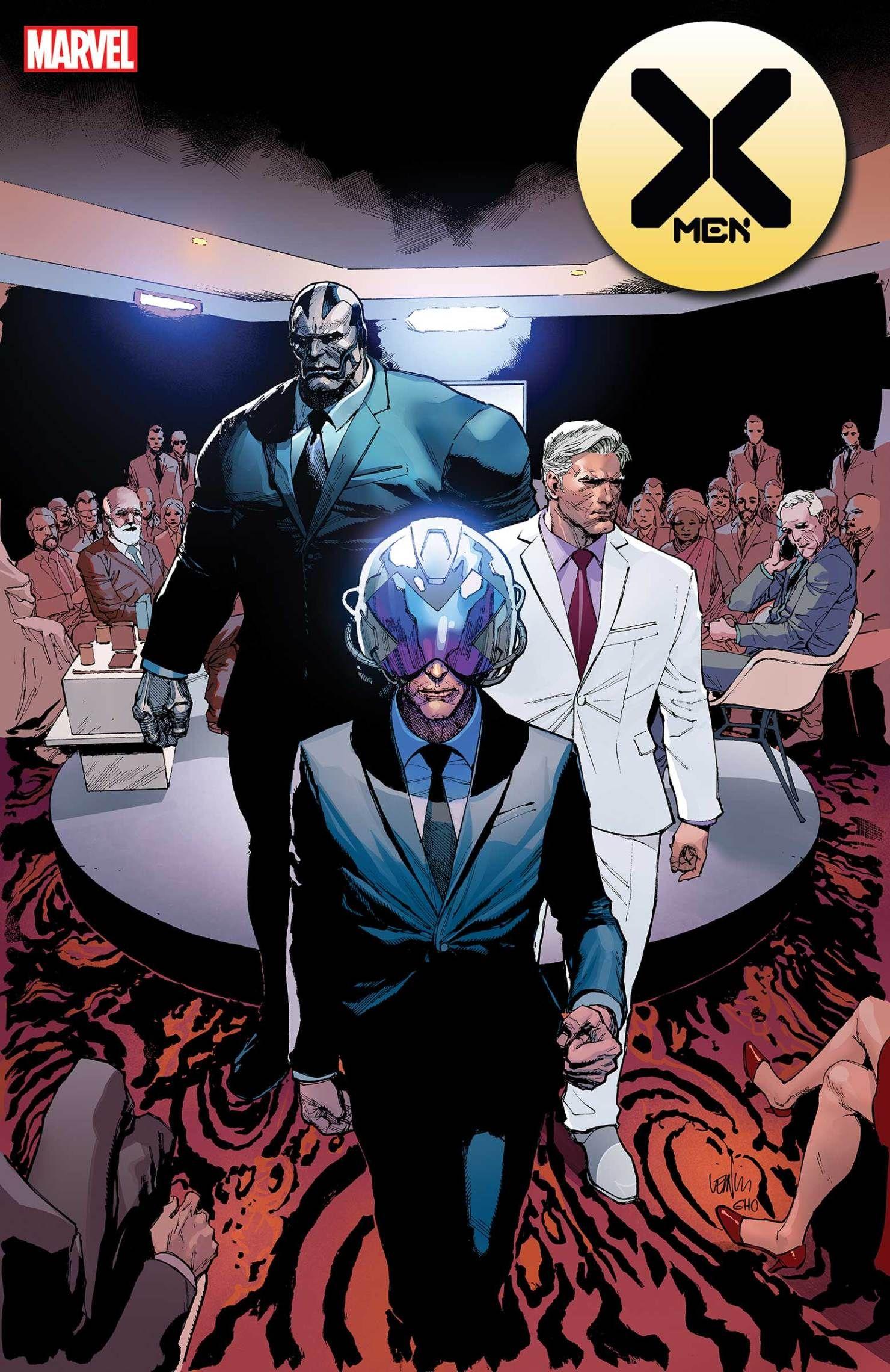 X Men 4 Written By Jonathan Hickman Art By Leinil Francis Yu Cover By Leinil Francis Yu Mutants Are The Future Marvel Comics Art Marvel Comics Comics Artwork
