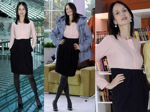 Viola Kolakowska High Waisted Skirt Fashion Waist Skirt