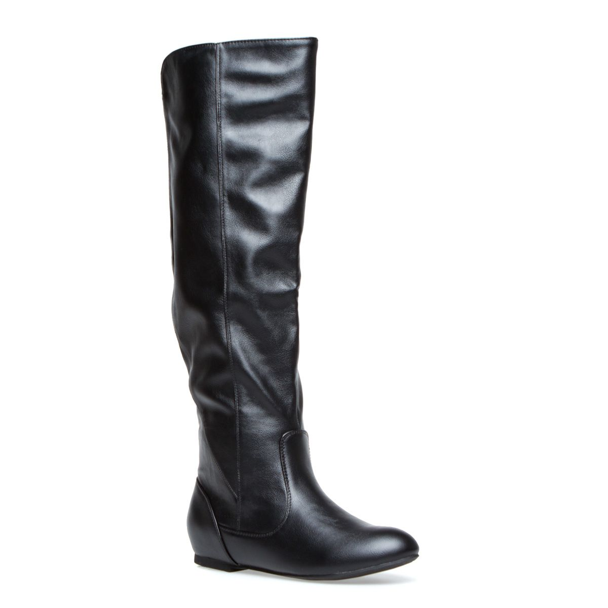 515f6c9efd33 Black leather boots