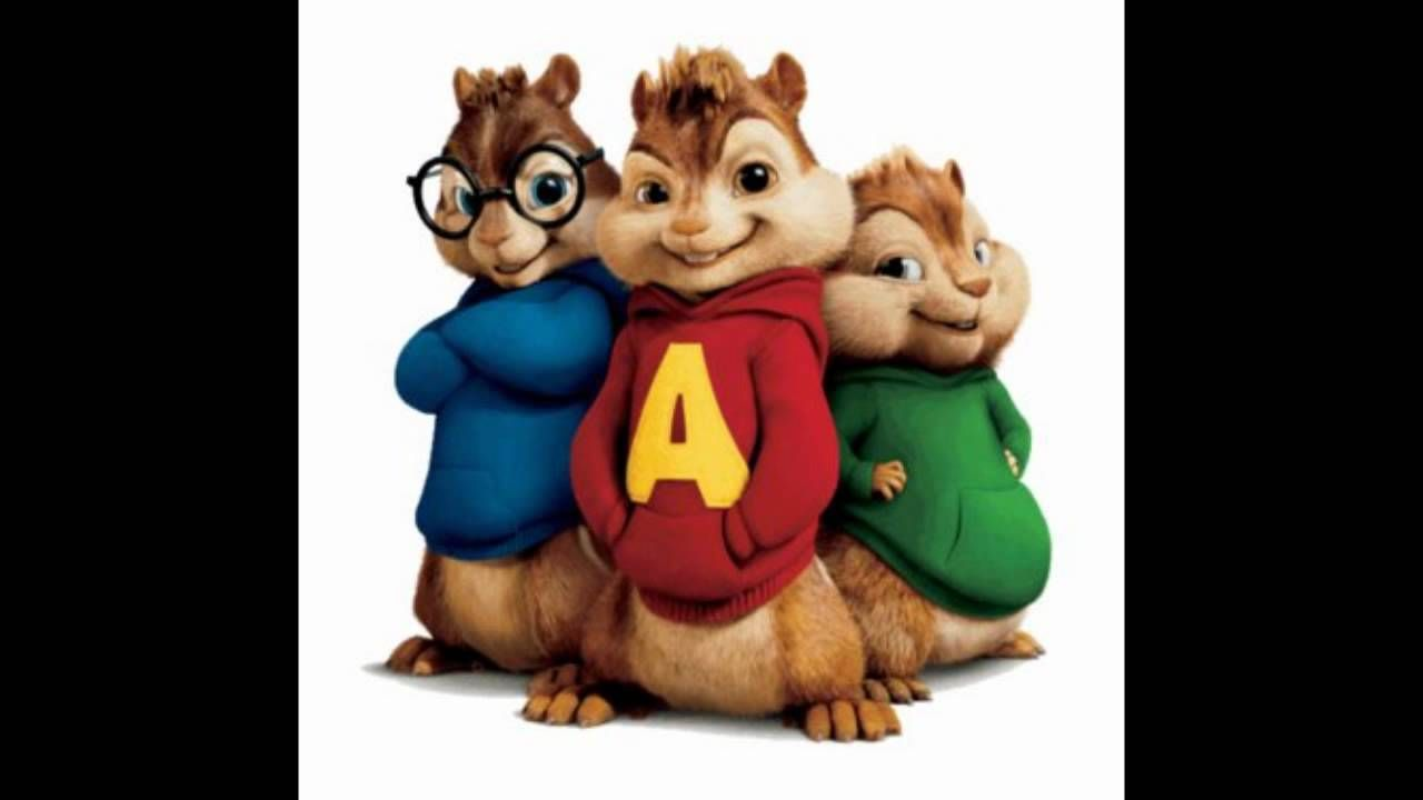 Usher Omg Ft Will I Am Chipmunk Version Alvin And The