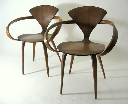 bernado by plycraft cherner chairs