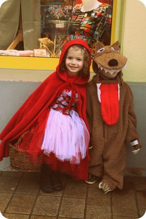 costume loup chaperon rouge little riding hood wolf http. Black Bedroom Furniture Sets. Home Design Ideas