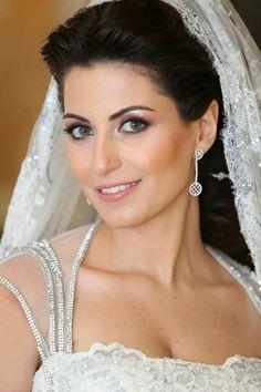 maquillage libanais glamour makeup eyeliner