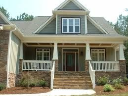 Light Green With Dark Exterior House Trim Google Search