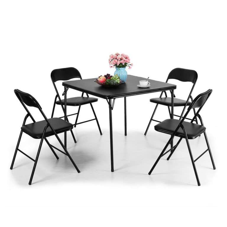 Top 10 Best Folding Table And Chairs In 2020 Kitchen Home