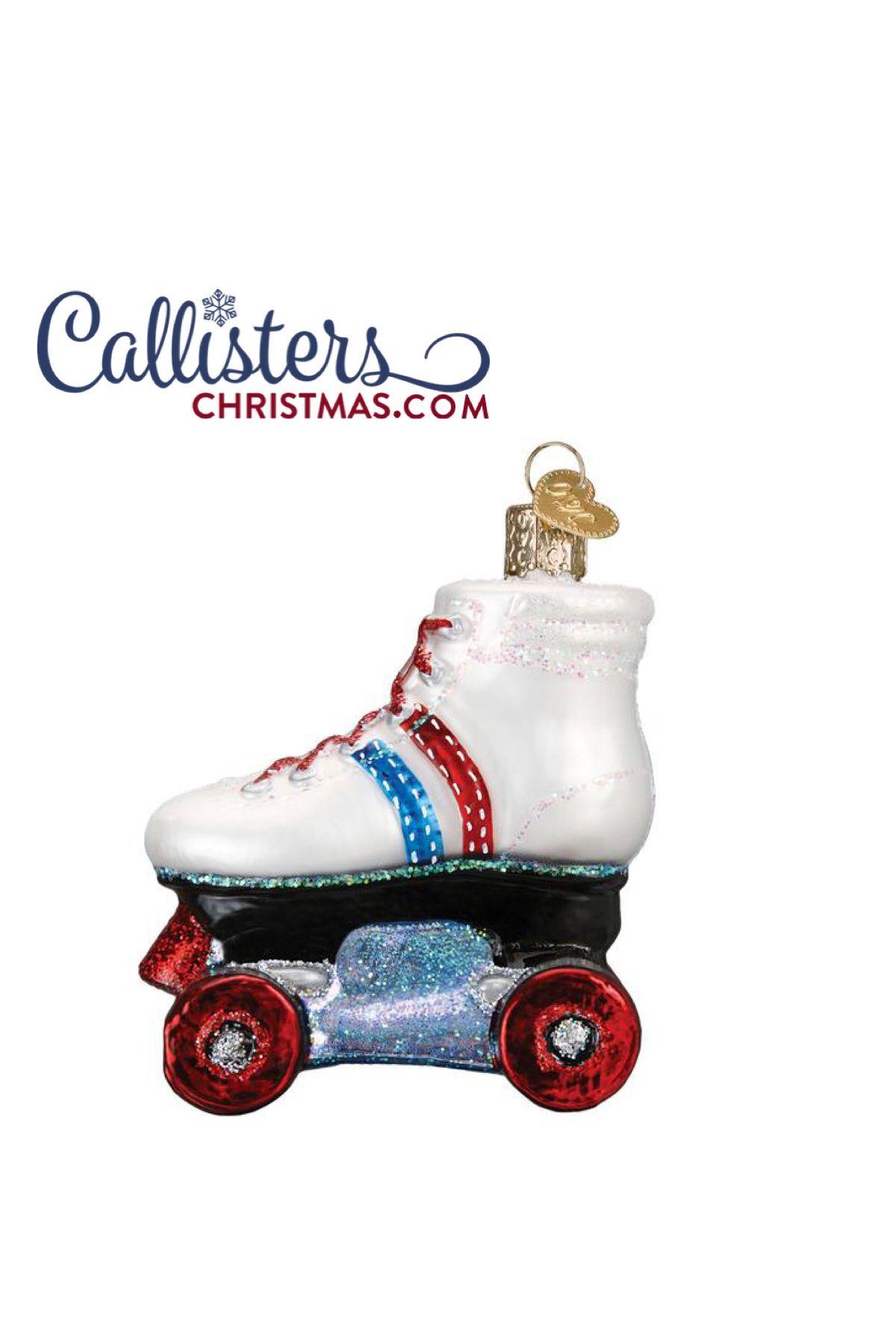 f88787f3f Roller Skate Ornament