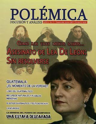 Revista Polémica, Año 1 Número 3
