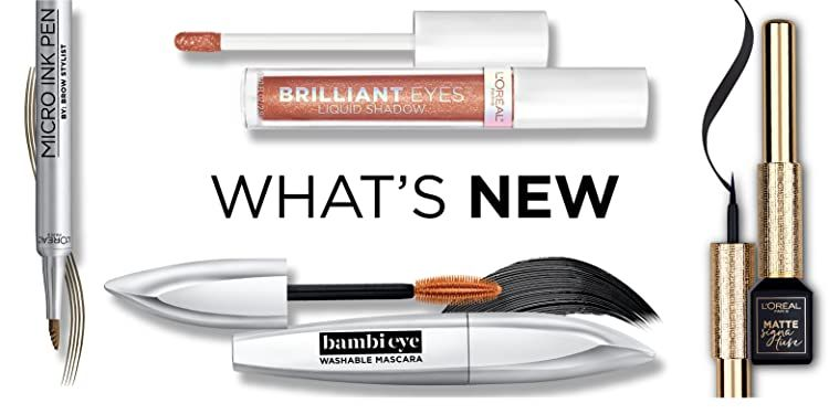 3 New L Oreal Cosmetic Printable Coupons Big Savings At Cvs Http Wp Me P56eop Rg4 Loreal Paris Best Makeup Brands Loreal Cosmetics