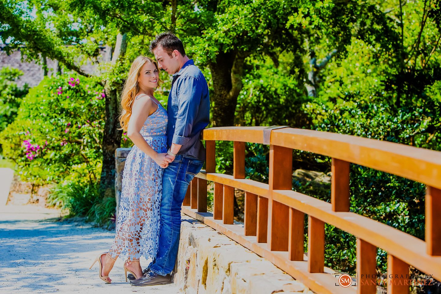 Engagement Session Morikami Japanese Gardens Delray Beach ...