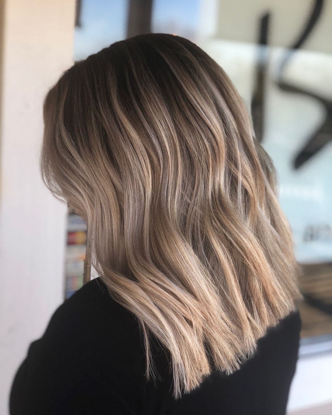 Obsessed With This Blond Balayage Perfect For Any Season Nowa
