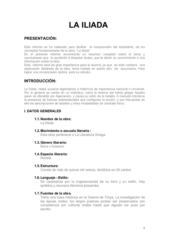 la-iliada by Alejandra via Slideshare   Comprensión