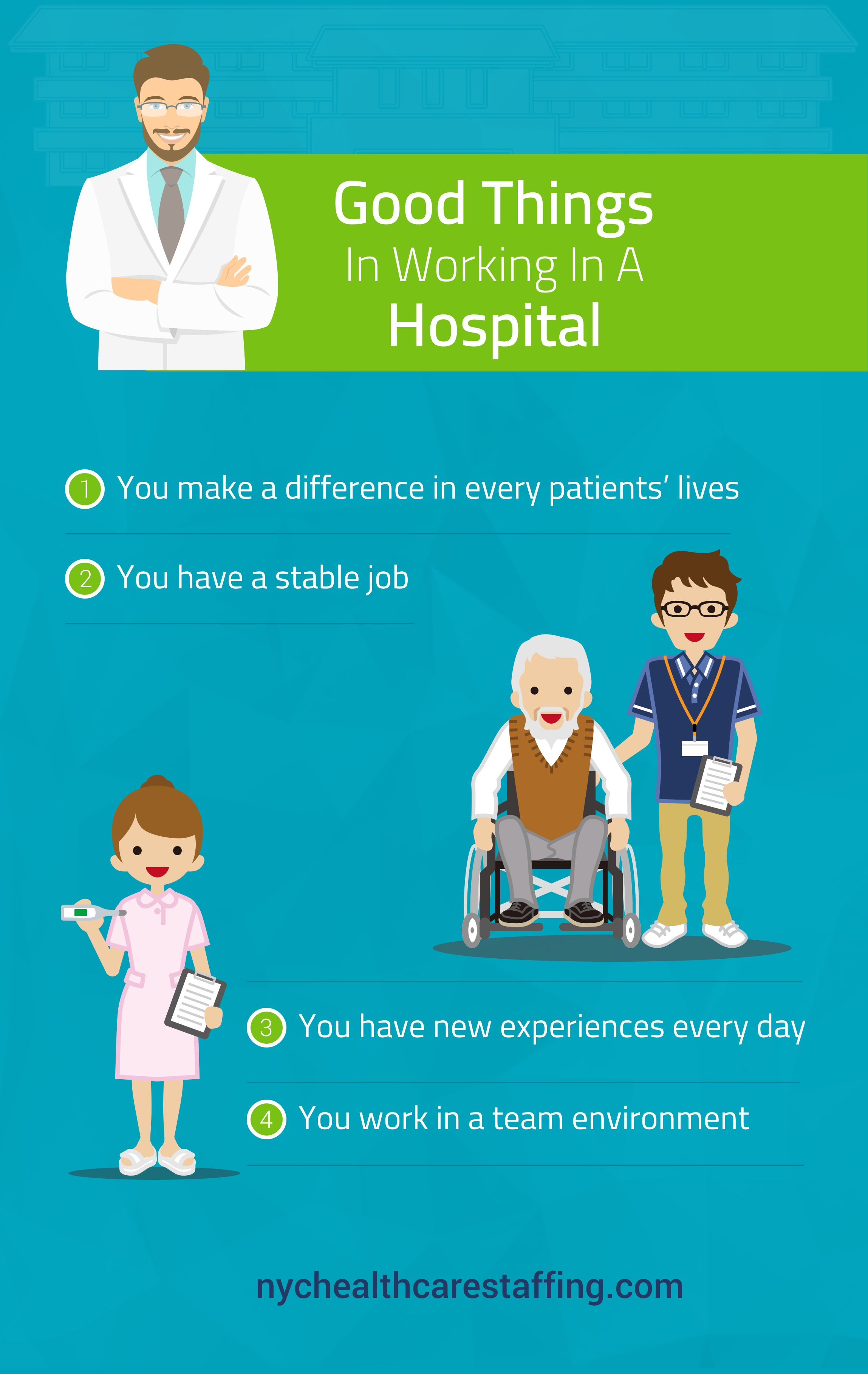 Good Things In Working In A Hospital Hospital Benefits New