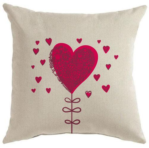 Pillow Design Ideas Using Iron-on Transfers - GL Stock Images