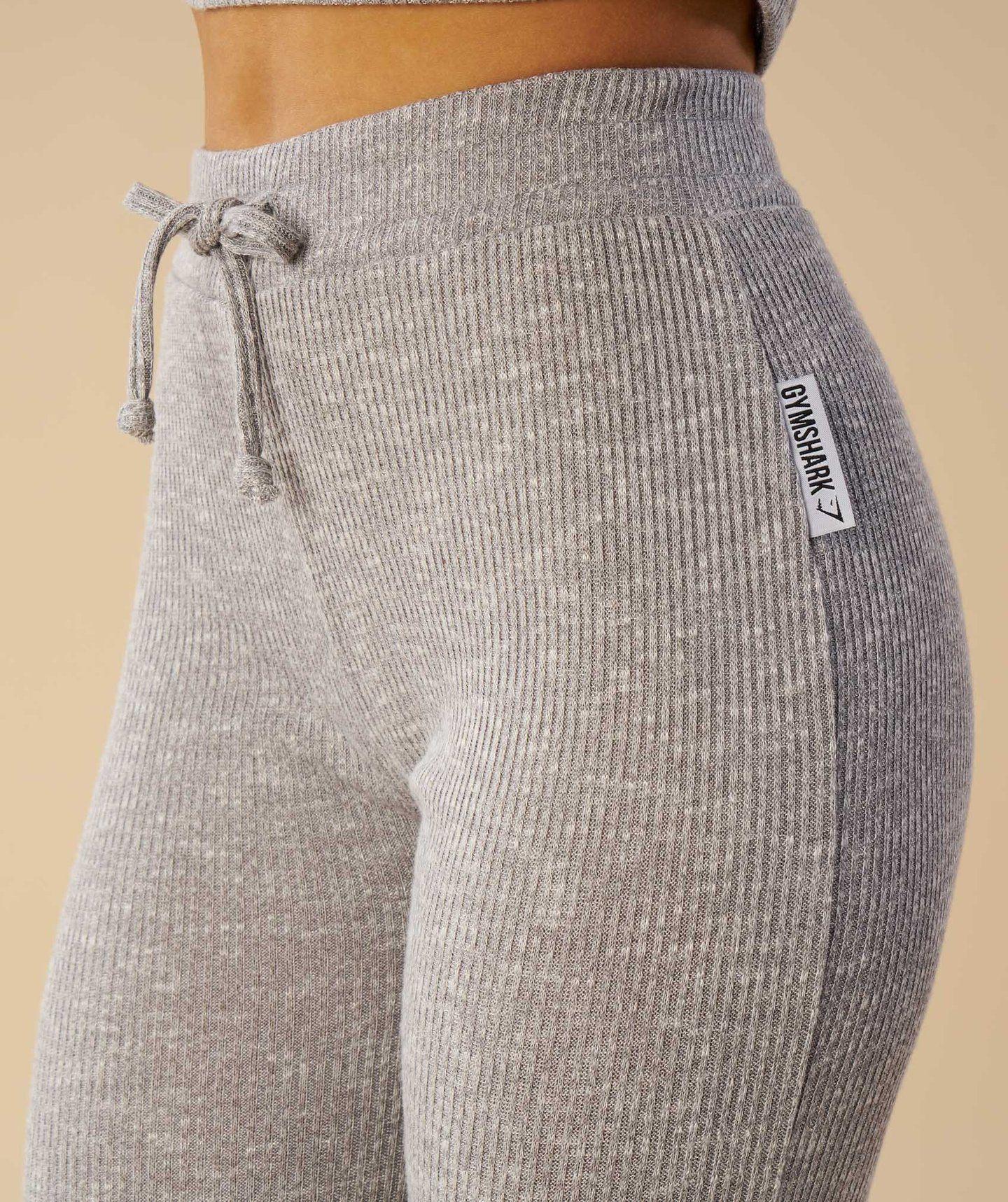 8ccb500e231f5 Gymshark Slounge Leggings - Light Grey Marl in 2019 | ACTIVWEAR 2019 ...