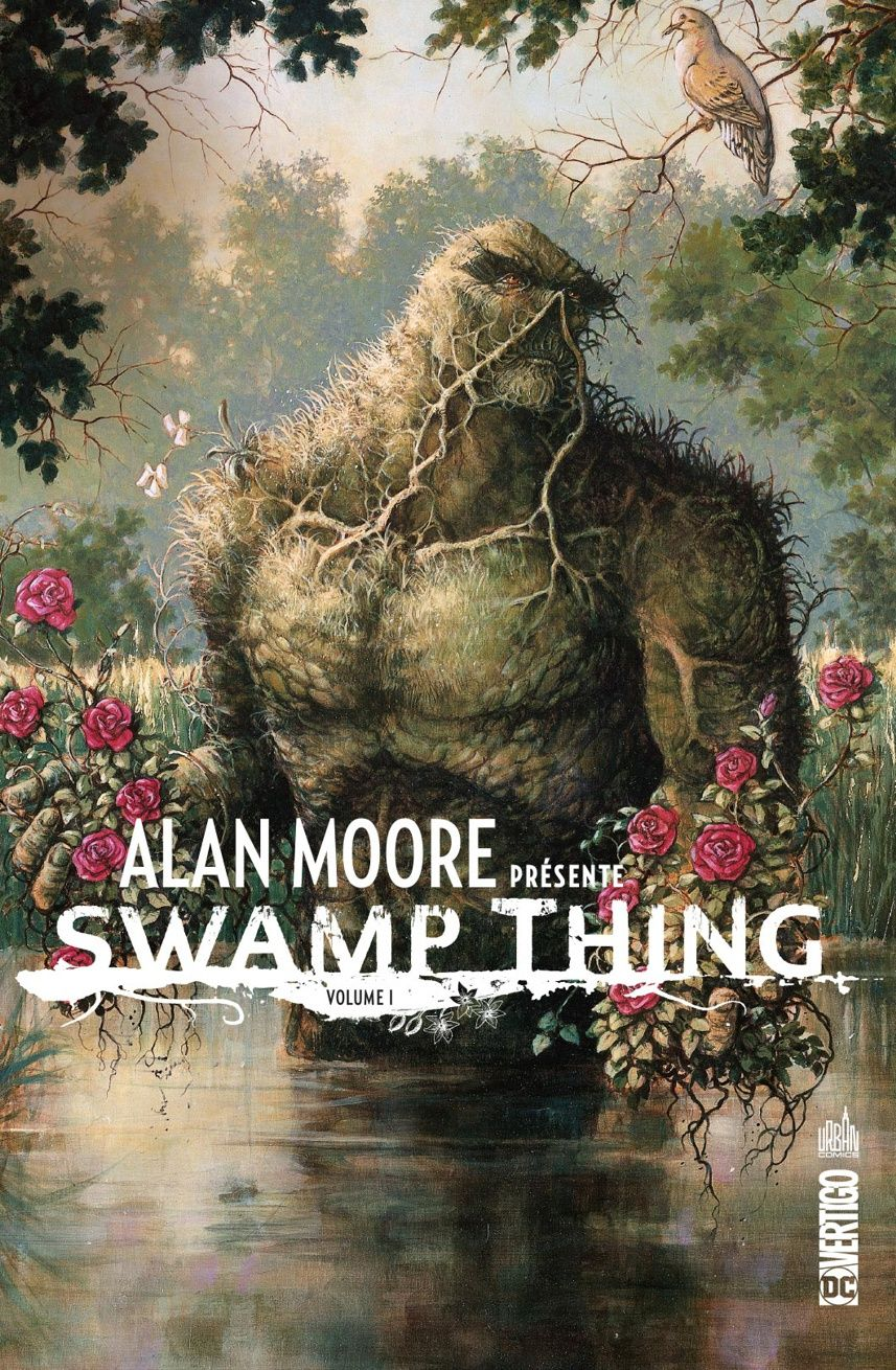 Preview Swamp Thing (Alan Moore présente) Alan Moore présente Swamp Thing