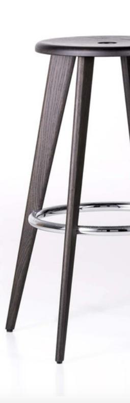 Vitra Tabouret Haut Bar Stool Stool, Bar stools, Prouve