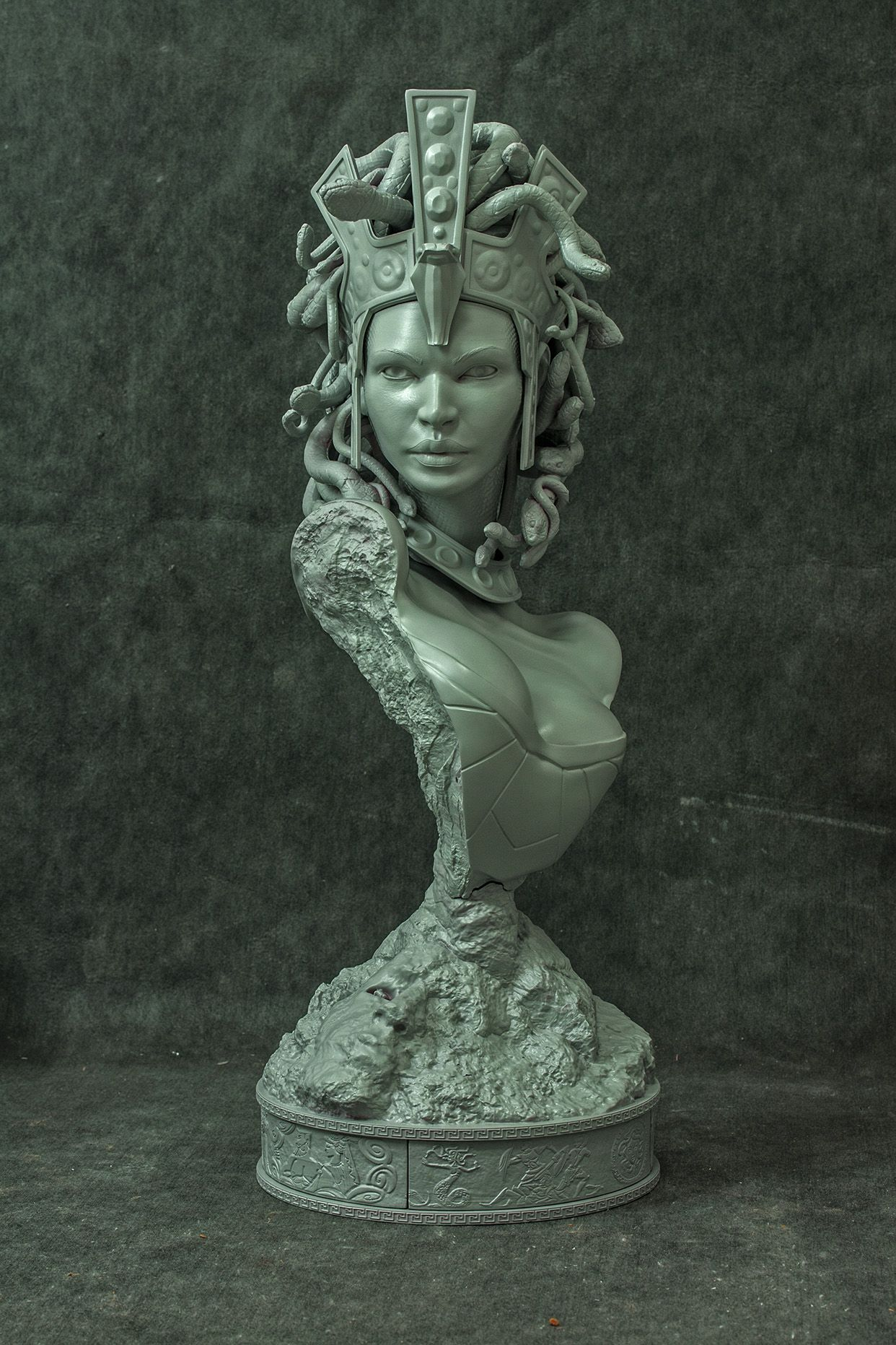 Medusa Printed! by mufizal on DeviantArt   5   Medusa art ...