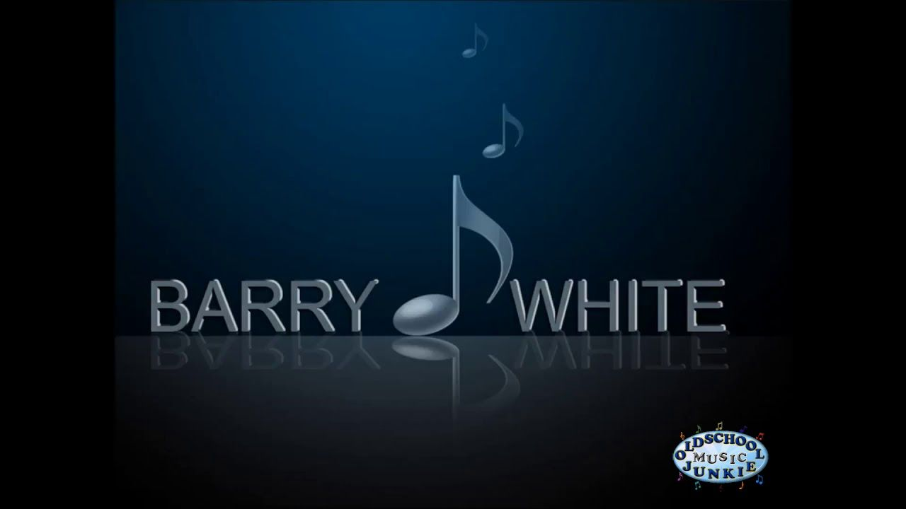 Barry White Once Upon A Time You Were A Friend Of Mine With