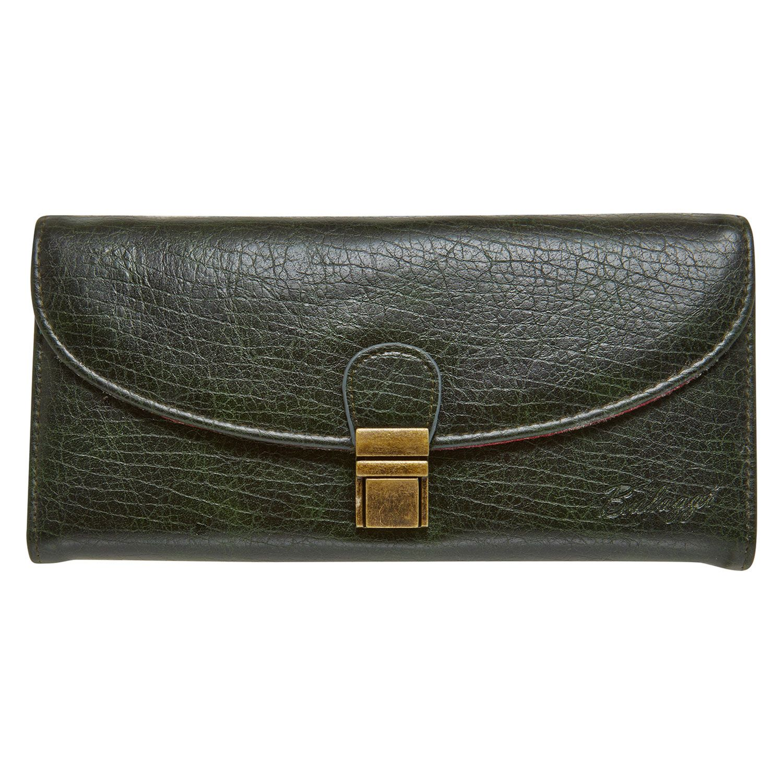 Bulaggi Green Foldover Wallet Wallet, Bags, Clutch wallet