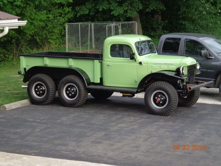 Dodge Power Wagon Welding Rig