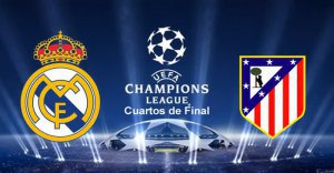 Cuartos de final de la UEFA Champions League:Atlético de Madrid vs ...