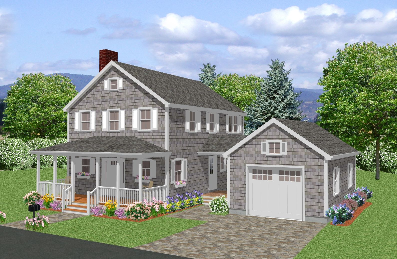Marvelous Traditional New England House Plans Arts Antique Colonial Homes Summer Lrg  All About House And Floor Plans ~ Colonial New England House Plans  Traditional ...