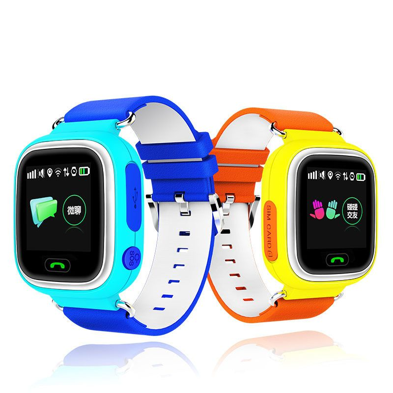 Children's Watches Learned Q50 Smart Watch Anti-lost Base Station Sos Call Realtime Remote Monitor Children Bady Safe Watch Pedometer Step Sleep Tracker