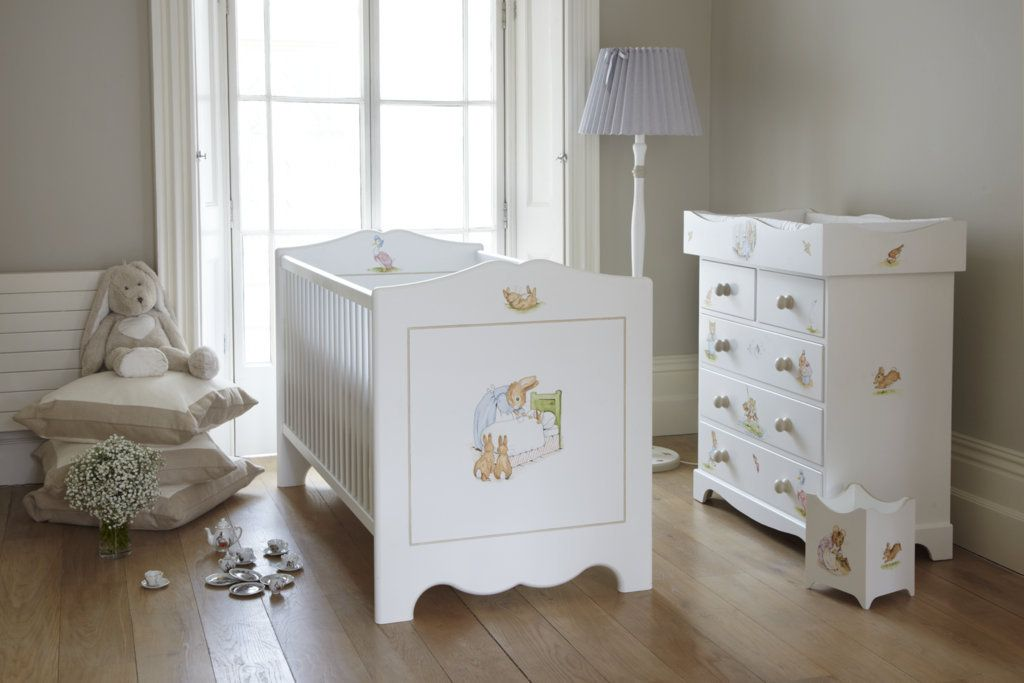 Luxury Children S Furniture Interiors Dragons Of Walton Street Cotbed Beatrix Potter Nurserybaby