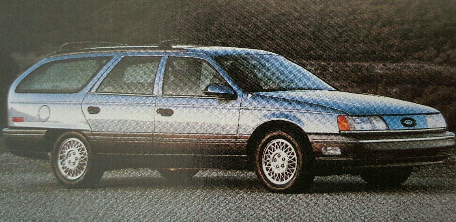 1989 Ford Taurus Lx Station Wagon Station Wagon Wagon Cross Country Road Trip