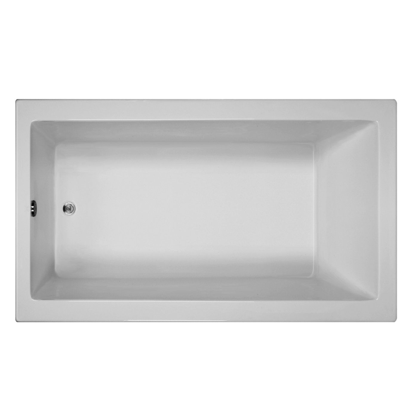 Reliance Whirlpools R7242CR Reliance® Contemporary Rectangular End ...