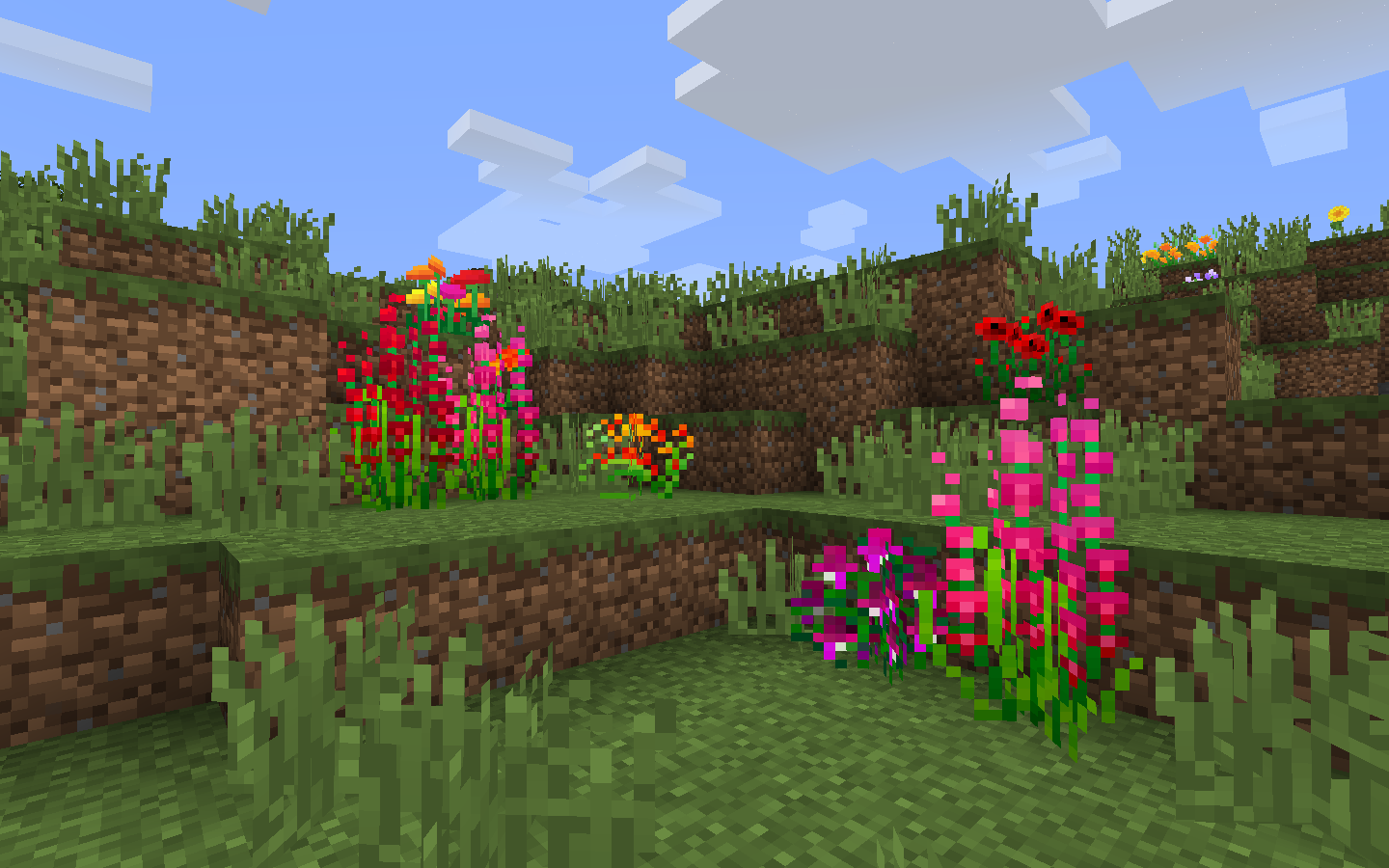 Images - Ferdinand's Flowers - Mods - Projects - Minecraft