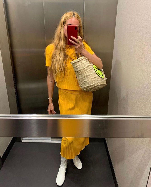 """SIMON MILLER on Instagram: """"@blancamiro in her RIB set all summer long.... #SimonMillerGURL"""