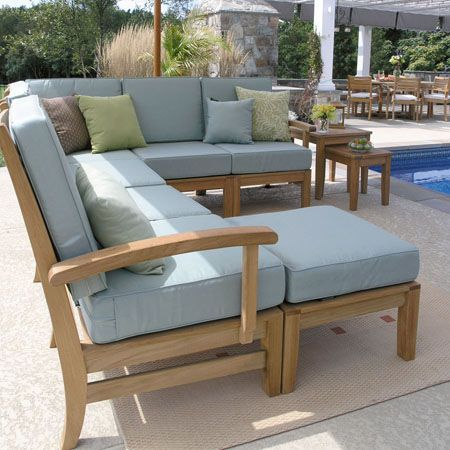 Charmant Calypso Sectional Collection, From Country Casual