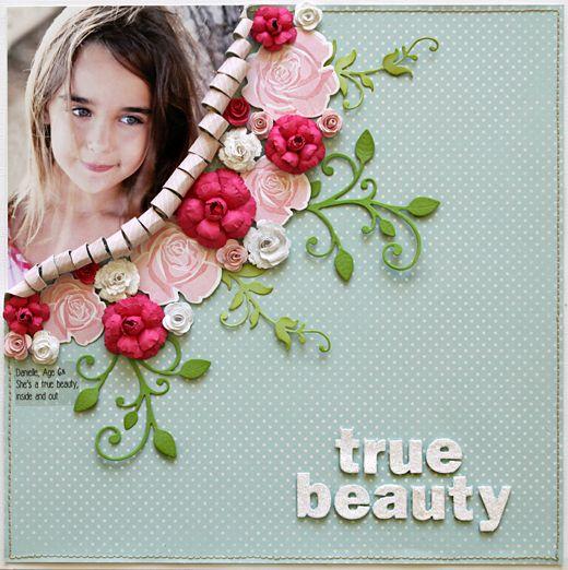 True Beauty - Scrapbook.com