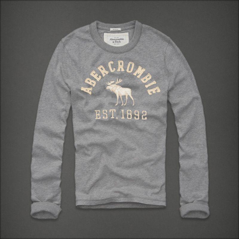 cheap polo ralph lauren shirts Abercrombie & Fitch Mens Long Sleeve Tees 7006 http://www.poloshirtoutlet.us/